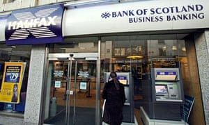 Loughborough branch of Bank of Scotland and Halifax