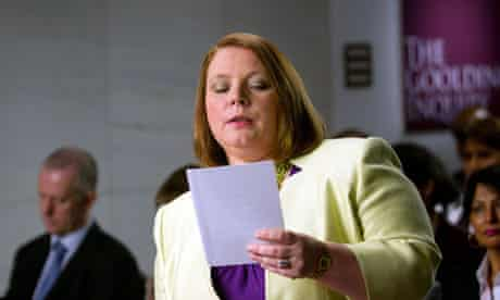 The Thick Of It … Terri at the Goodling inquiry