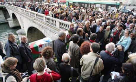 Algerian massacre