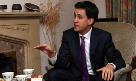 Miliband in Bedford
