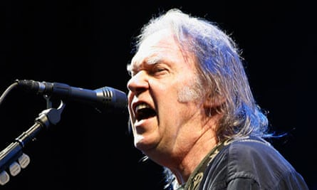 Neil Young … is it live or is it Pono?