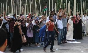 protesters Libya parliament Bani Walid