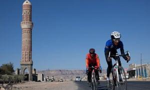 Yemen cycling