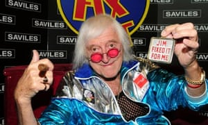 Jimmy Savile … his alleged activities have plunged the BBC into crisis.