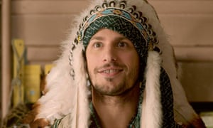 Andy Samberg in Cuckoo … prosaic yet potty.