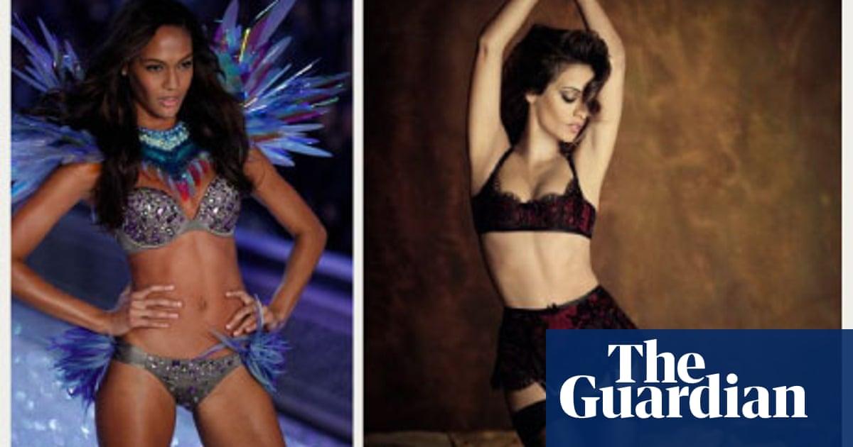 1cc67d67d25f Victoria's Secret v Agent Provocateur: lingerie stores turn up the heat