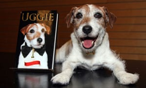 Uggie Book Signing For Uggie: My Story