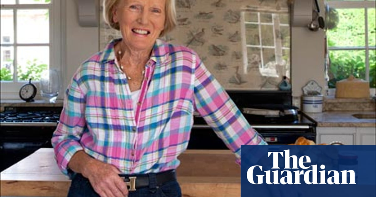 Mary Berry My Family Values Life And Style The Guardian