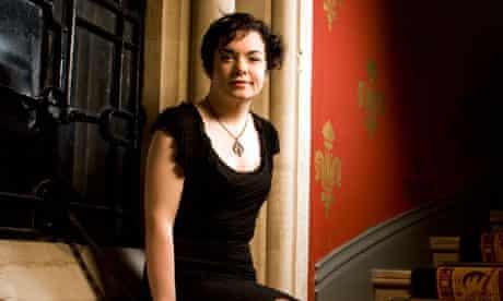 Erin Morgenstem, author of the Night Circus