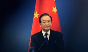 Wen Jiabao, whose family has accumulated vast wealth, the New York Times reported