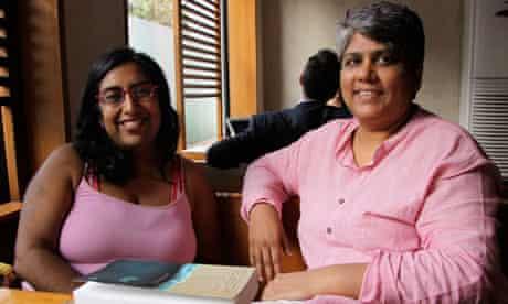 Editor Minal Hajratwal and editor Shobhna Kumar