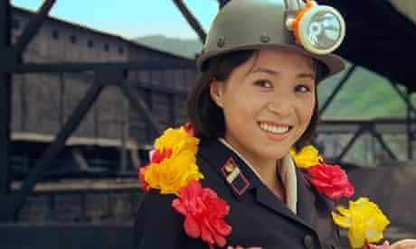 North Korean film Comrade Kim Goes Flying