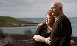 Meg and Rab Henderson, 2012