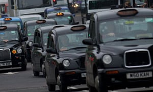 London taxis