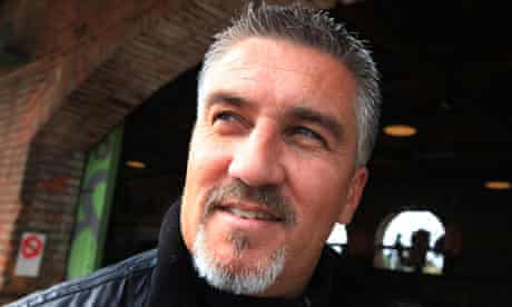 Paul Hollywood … 'I'm actually quite a shy person.'