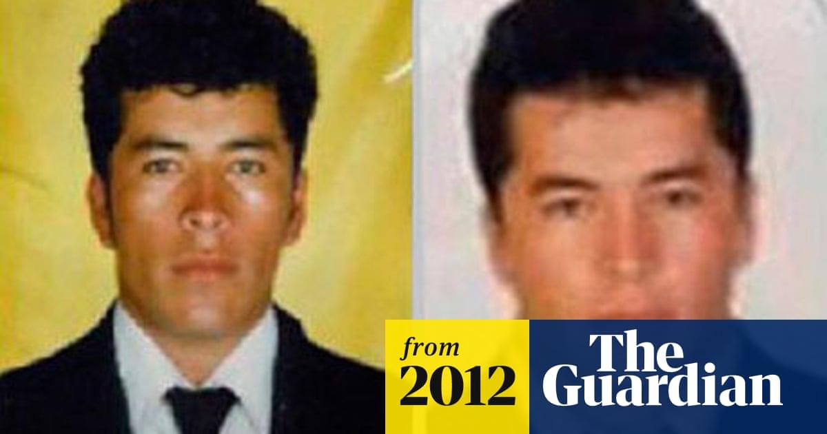 Zetas boss Heriberto Lazcano's death confirmed   World news