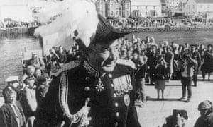 Former Falklands Island governor Sir Rex Hunt dies, aged 86
