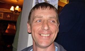 Shaun Corey wheelie bin murder victim