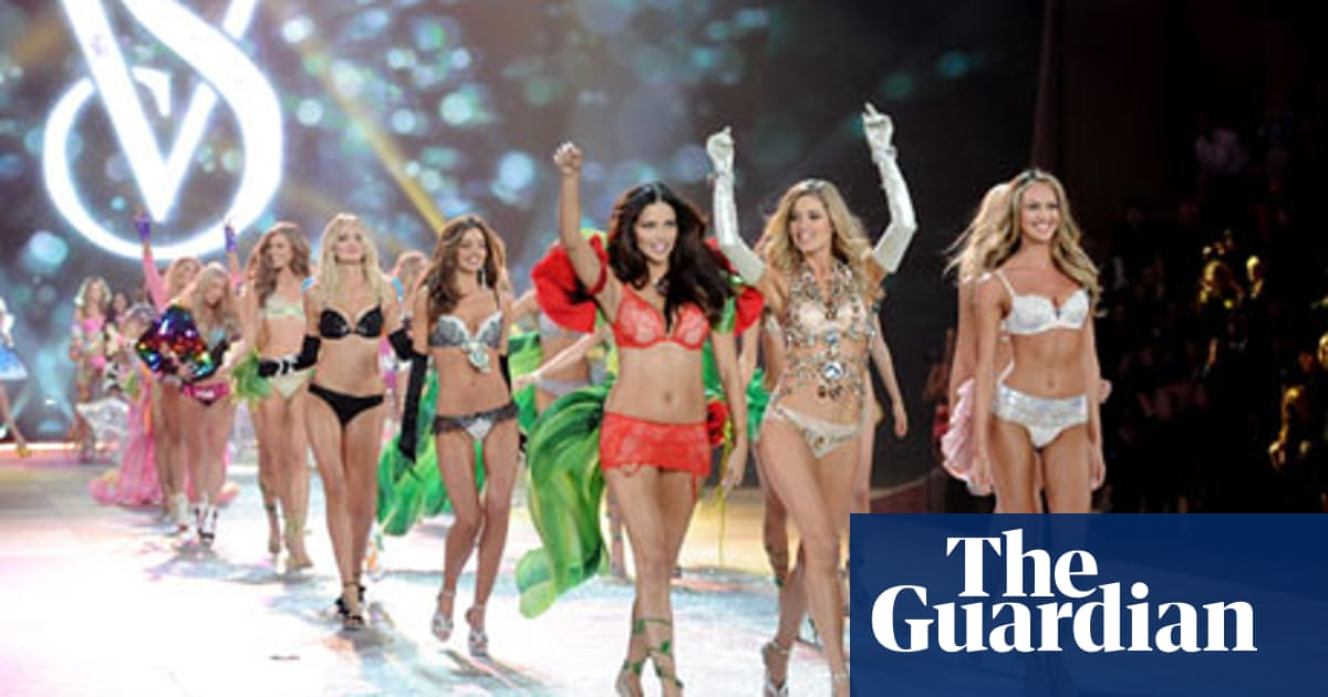 2cad1e43e84 Victoria's Secret is the Playboy of lingerie brands | Fashion | The ...