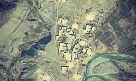 Images of US drone attacks from Dronestagram