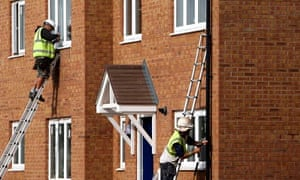 Prefabs sprout as Britain embraces timber-frame housing | Business