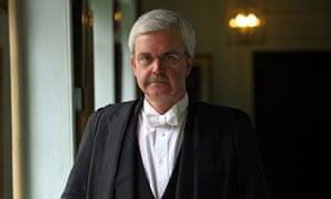 Eton headmaster Tony Little, 2008