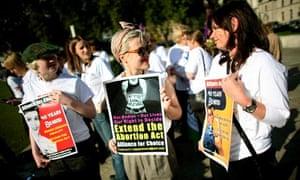Alliance for Choice abortion rally