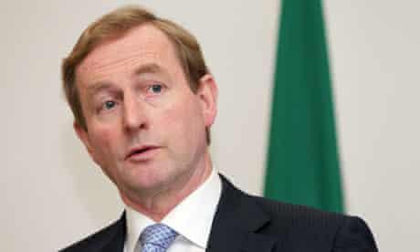Ireland abortion row