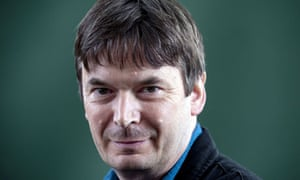 What I see in the mirror: Ian Rankin