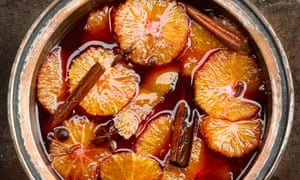 Hugh Fearnley-Whittingstall's orange recipes