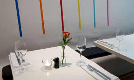 Restaurants: The Rose Garden