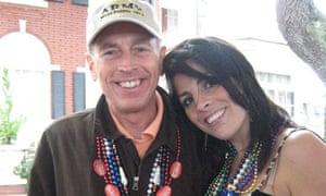 General David Petraeus and Jill Kelley