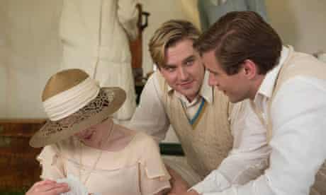 Downton Abbey … was that it? A cricket match?
