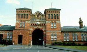 Broadmoor high-security psychiatric hospital
