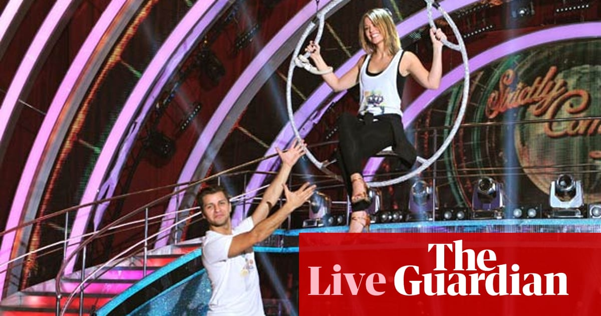 fb160dc0fde8 Strictly Come Dancing 2012: week five live blog   Television & radio ...