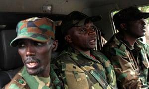 Congo rebel leader Sultani Makenga