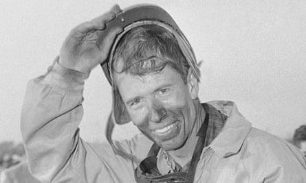 John Fitch, racing driver
