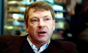 Lynton Crosby, the campaign director for the Conservative party.