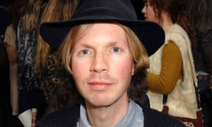 Beck … 'I'm interested to hear what people do with them.'