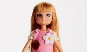 The Lottie doll