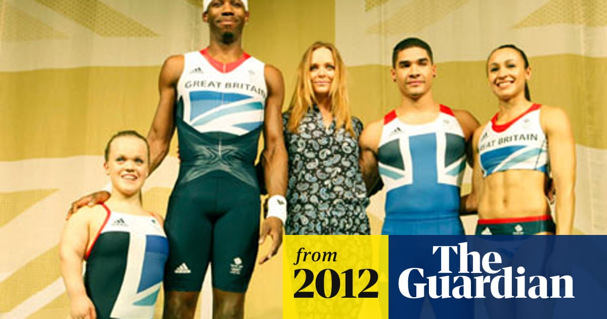 Stella Mccartney Crowned Designer Of The Year For Team Gb S Olympics Kit Stella Mccartney The Guardian
