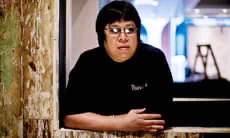 Alvin Leung: 'One of my friends suggested I open a restaurant. So I did'
