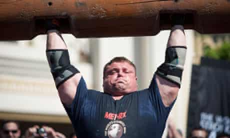The 2012 World's Strongest Man competition
