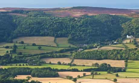 Let's move to Exmoor, Somerset and Devon