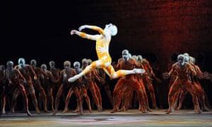 The Rite of Spring, Royal Ballet, 2011