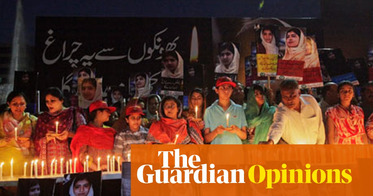 The Taliban's main fear is not drones but educated girls | Mohammed