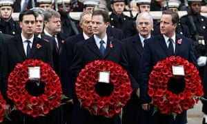 Remembrance Sunday atheists