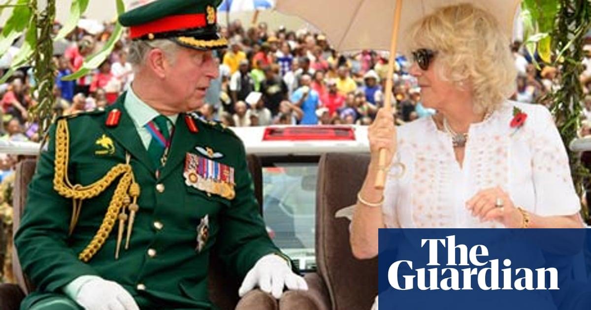 Prince Charles in Papua New Guinea: how to speak pidgin English like