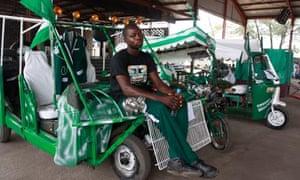 MDG Ibrahim Adekunle