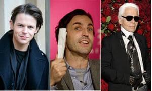 Balenciaga Saga: Christopher Kane, Nicolas Ghesquiere , Karl Lagerfeld